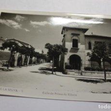 Postales: CASSA DE LA SELVA. 5 CALLE DE PRIMO DE RIBERA. EDIT. LAJAIME. Lote 253441965