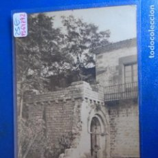 Postales: (PS-64792)POSTAL FOTOGRAFICA DE NAVARCLES.SANT BENET DE BAGES.. Lote 254026185
