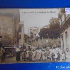 Postales: (PS-64795)POSTAL FOTOGRAFICA DE MOYA-BAIXADA DEL MESTRE.J.O.. Lote 254029145