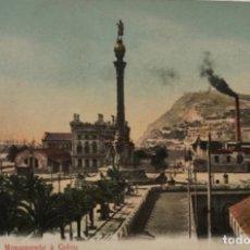 Postales: POSTAL DE BARCELONA. Lote 254037210