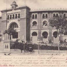 Cartes Postales: BARCELONA, ARENAS. ED. CARLOS SCHOENFELD Nº 1. SIN DIVIDIR VER REVERSO. Lote 254051985