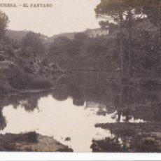 Cartes Postales: BARCELONA, VALLVIDRERA, EL PANTANO. ED. LB, LUIS BARTRINA Nº 62. FOTOGRAFICA. CIRCULADA EN 1909. Lote 254055840