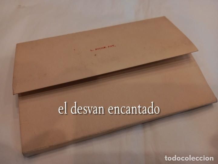 Postales: HOTEL FLORIDA. Tibidabo. Barcelona. Antiguo bloc o acordeón - Foto 3 - 254221185