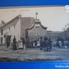 Postales: (PS-64871)POSTAL DE TREMP-FUENTE PUBLICA.S.G.M.. Lote 254221400