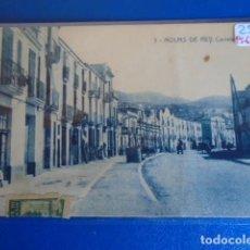 Postales: (PS-64874)POSTAL DE MOLINS DE REY-CARRETERA. Lote 254224230