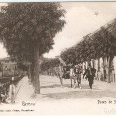 Postales: GERONA Nº 608 PASEO DE SAN PEDRO L. COMA S.C.. Lote 254310995