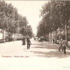 Postales: TARAGONA .- PASEO SAN JUAN P.Z. 10663 S. C.. Lote 254320250