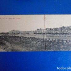 Postales: (PS-64884)POSTAL CUADRUPLE DE LERIDA-VISTA PANORAMICA.A.T.V.VII. Lote 254325325