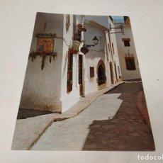 Postales: GARRAF - POSTAL SITGES - CALLE SAN JUAN. Lote 254407305