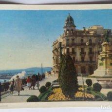 Postales: TARRAGONA PASEO CALVO SOTELO CIRCULADA 1958. Lote 254524670