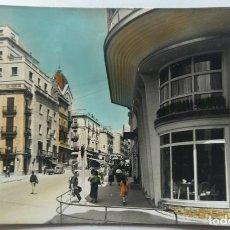 Postales: MANRRESA AVENIDA DEL CAUDILLO CIRCULADA 1958. Lote 254524835