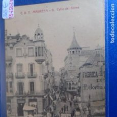 Postales: (PS-65024)POSTAL DE MANRESA-CALLE DEL BORNE.C.O.T.. Lote 254743275