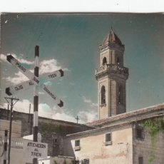Cartoline: POSTAL DE RODA DE BARÁ - TARRAGONA - ESCRITA Y CIRCULADA. Lote 254801650