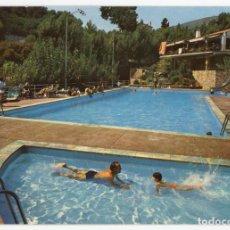 Cartoline: M02063 BEGUR FORNELLS HOTEL AIGUABLAVA PISCINAS 1968 ESCUDO DE ORO Nº4033. Lote 255484225