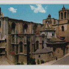 Cartoline: Nº 847 TARRAGONA (COSTA DORADA). CATEDRAL -SOBERANAS, 1964-. Lote 257277350