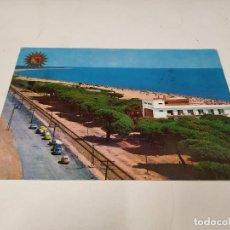 Cartoline: MARESME - POSTAL MALGRAT - PINOS Y PLAYA. Lote 257282815