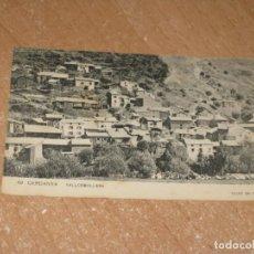 Cartes Postales: POSTAL DE VALLCEBOLLERA. Lote 257496910