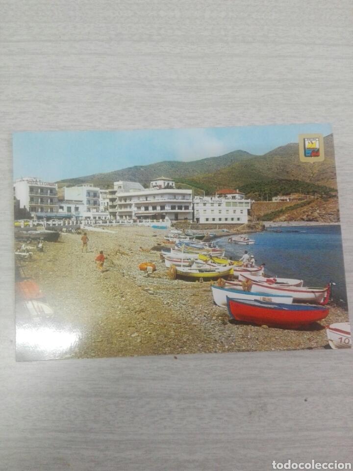 POSTAL 2 SAN MIGUEL DE COLERA COSTA BRAVA SECTOR NORTE (Postales - España - Cataluña Moderna (desde 1940))