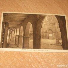 Cartoline: POSTAL DE CALAF. Lote 260862100