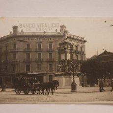 Postales: BARCELONA - RAMBLA CATALUNYA - TRANVIA A SANGRE - P50642. Lote 261143700