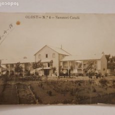 Postales: OLOST - SANATORI CATALÀ / SANATORIO - P50657. Lote 261144755