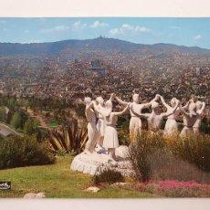 Postales: BARCELONA - MONUMENT A LA SARDANA - P50986. Lote 261585860