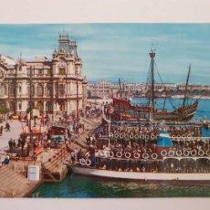 Postales: BARCELONA - CARABELA - GOLONDRINAS - P50991. Lote 261586905