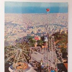 Postales: BARCELONA - PARQUE DE ATRACCIONES DEL TIBIDABO - - P50995. Lote 261587280