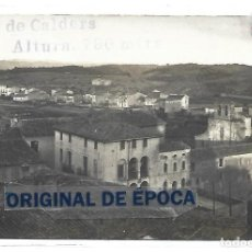 Postales: (PS-65210)POSTAL FOTOGRAFICA DE CALDERS-ALTURA 790 MTS.. Lote 261587605