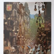 Cartes Postales: BARCELONA - CARRER DE FERRAN / CALLE FERNANDO - P51000. Lote 261588020