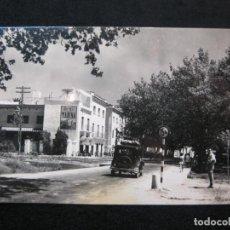 Postales: ROSAS-ENTRADA DEL PARQUE-COMERCIAL PRAT-29-POSTAL ANTIGUA-(80.329). Lote 261612030
