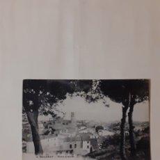 Postales: POSTAL DE MALGRAT. VISTA GENERAL. ESCRITA. SIN ENVIAR.. Lote 261856435