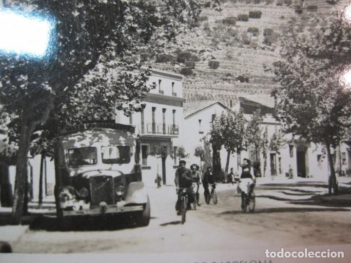 Postales: VALLIRANA-CARRER DE BARCELONA-FOTOGRAFICA ED·PASCUAL-5-POSTAL ANTIGUA-(80.376) - Foto 2 - 262277805