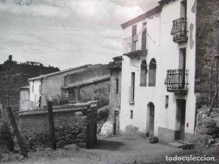 Postales: VACARISAS-CALLE MONTSERRAT-FOTOGRAFICA-POSTAL ANTIGUA-(80.380) - Foto 2 - 262278890