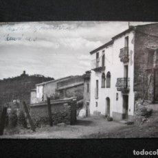 Postales: VACARISAS-CALLE MONTSERRAT-FOTOGRAFICA-POSTAL ANTIGUA-(80.380). Lote 262278890