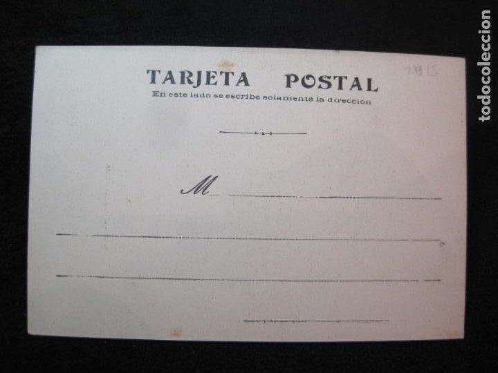 Postales: NURIA-ERMITA-27-VENANCIO PONS-REVERSO SIN DIVIDIR-POSTAL ANTIGUA-(80.384) - Foto 3 - 262280415