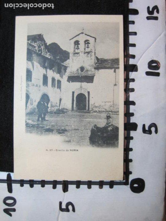 Postales: NURIA-ERMITA-27-VENANCIO PONS-REVERSO SIN DIVIDIR-POSTAL ANTIGUA-(80.384) - Foto 4 - 262280415