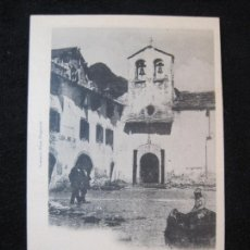 Postales: NURIA-ERMITA-27-VENANCIO PONS-REVERSO SIN DIVIDIR-POSTAL ANTIGUA-(80.384). Lote 262280415