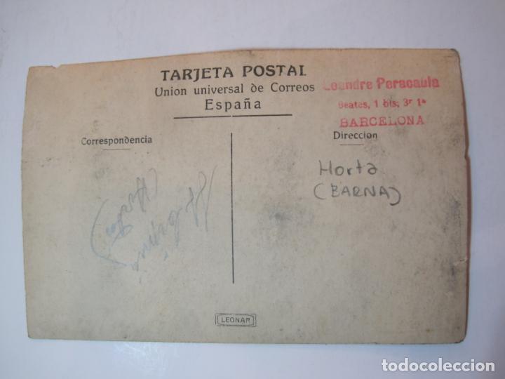 Postales: HORTA (BARCELONA)-GRUP EXCURSIONISTA-FOTOGRAFICA-POSTAL ANTIGA-(80.432) - Foto 5 - 262297495