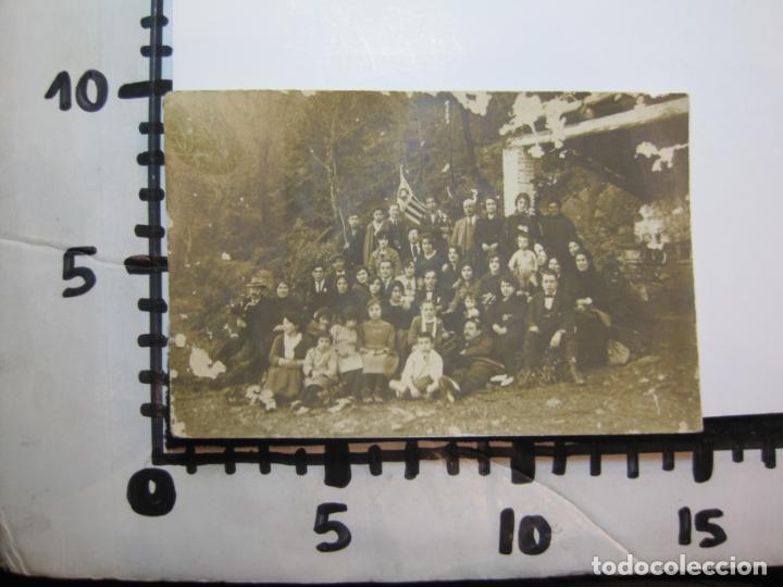 Postales: HORTA (BARCELONA)-GRUP EXCURSIONISTA-FOTOGRAFICA-POSTAL ANTIGA-(80.432) - Foto 6 - 262297495