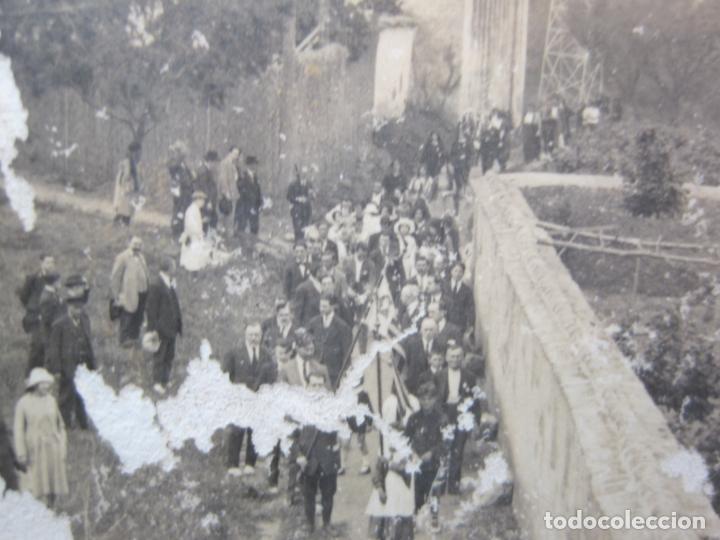 Postales: VALLDOREIX-PROCESION-FOTOGRAFICA-POSTAL ANTIGA-(80.435) - Foto 5 - 262297965