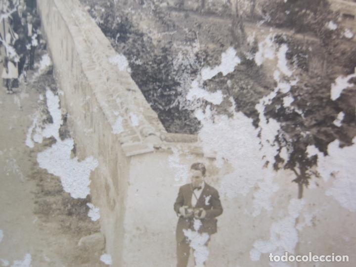 Postales: VALLDOREIX-PROCESION-FOTOGRAFICA-POSTAL ANTIGA-(80.435) - Foto 6 - 262297965