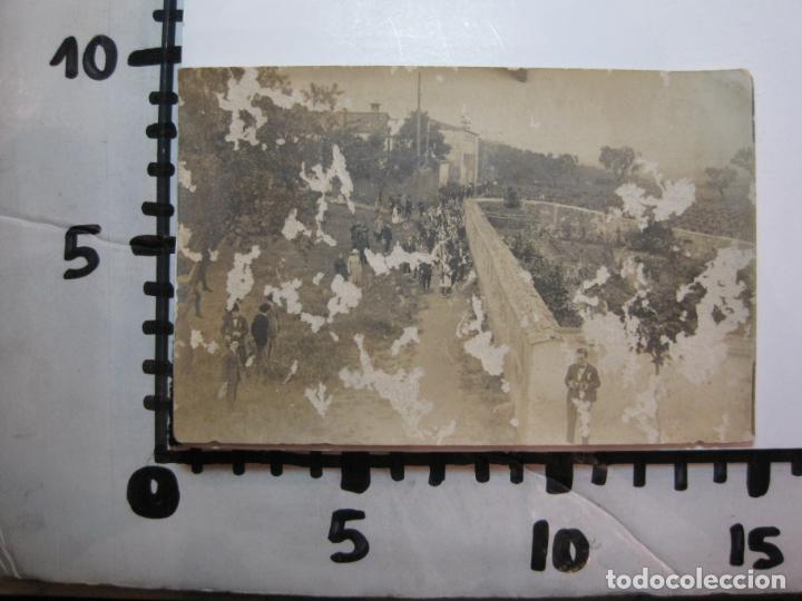 Postales: VALLDOREIX-PROCESION-FOTOGRAFICA-POSTAL ANTIGA-(80.435) - Foto 8 - 262297965