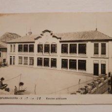 Postales: ESPARREGUERA - ESCOLES PÚBLIQUES - P51116. Lote 262398245
