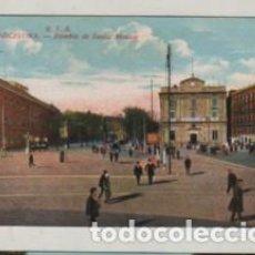 Postales: POSTAL DE BARCELONA - EDIT. ROVIRA SA - RSA Nº 51 - RAMBLA SANTA MÓNICA. Lote 262537915