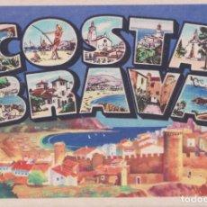 Postales: COSTAL BRAVA, VARIAS POBLACIONES – T.G.SOLER – S/C. Lote 262594805