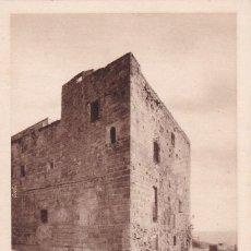 Postales: TARRAGONA PALACIO DE AUGUSTO. ED. TAU, HUECOGRABADO MUMBRU Nº 31. SIN CIRCULAR. Lote 262619055