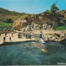 Postales: SAN QUINTIN DE MEDIONA (BARCELONA) VISTA DE LES DEUS – ARTFI Nº2 – CIRCULADA. Lote 262629150