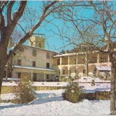 Postales: SAN QUIRICO DE SAFAJA, HOTEL MAS BADO – FOTOCOLOR VALMAN – CIRCULADA. Lote 262630000