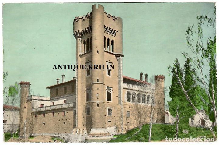 SABADELL Nº 24 CASTILLO DE CAN FEU / FOTO JORI (Postales - España - Cataluña Moderna (desde 1940))